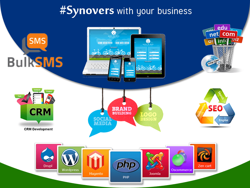 Synovers with your business