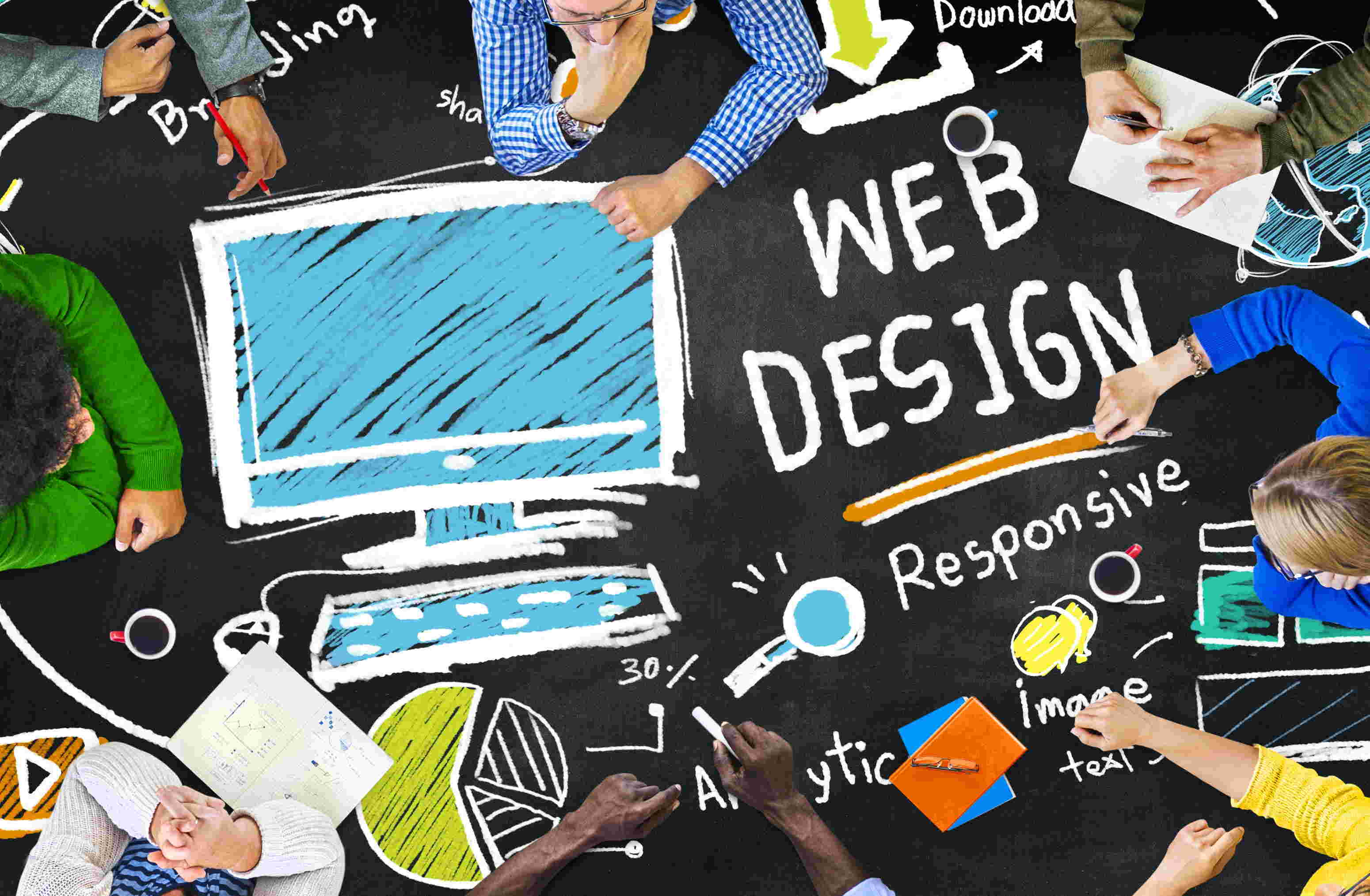 Web Design Trends For your Company